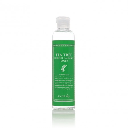 Тонер Чайное дерево SECRET KEY Tea Tree Refresh Calming Toner