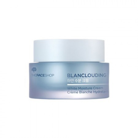 Крем для лица THE FACE SHOP Blanclouding White Moisture Cream