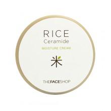 Крем рисовый с керамидами THE FACE SHOP Rice & Ceramide Moisture Cream