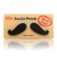 Маски для носогубных складок  TONY MOLY Mr. Charlie's Smile Line Patch